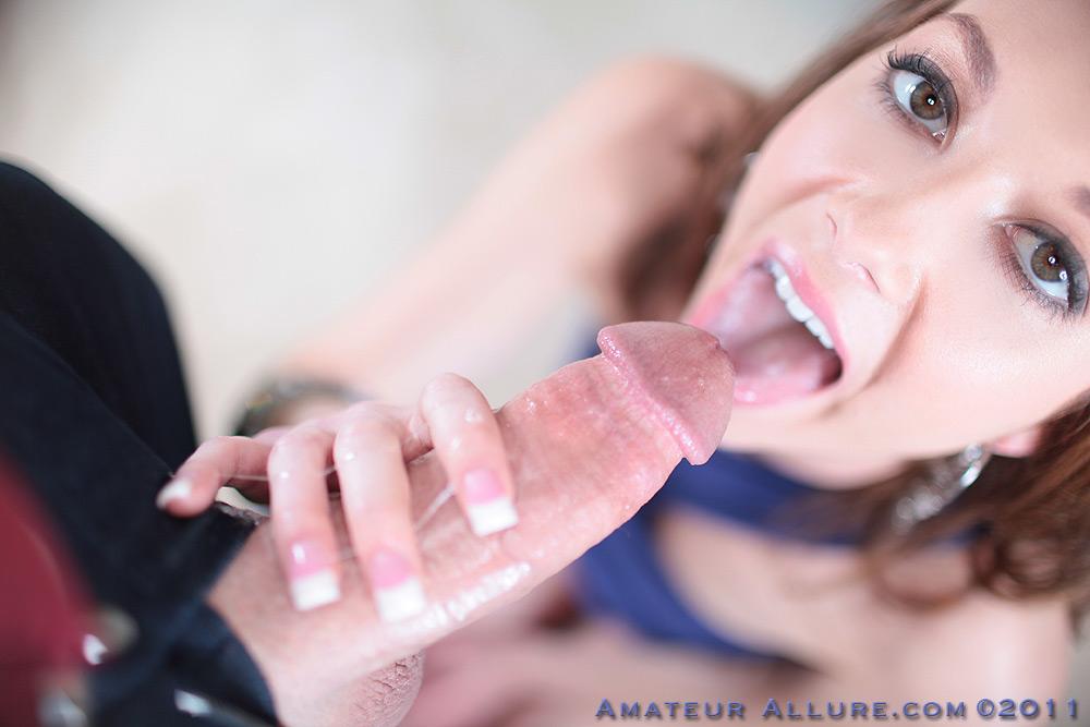 Victoria Allure Anal Creampie