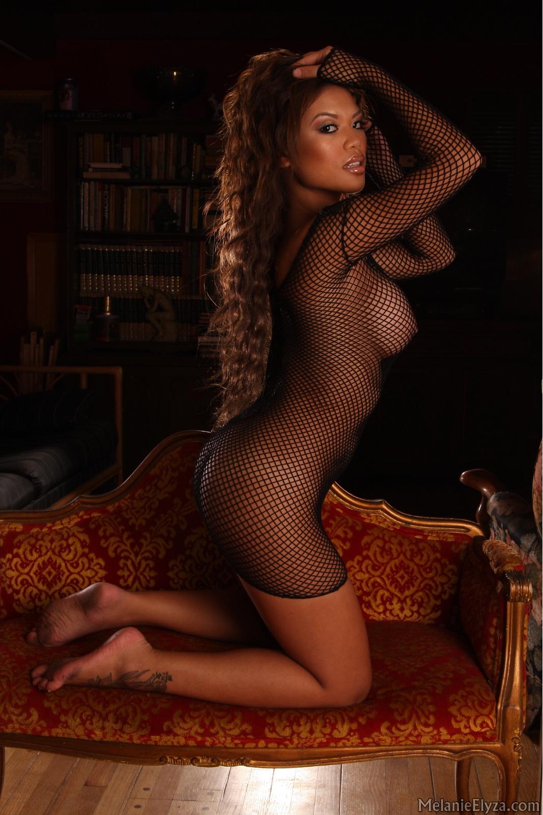 Melanie Elyza Nude