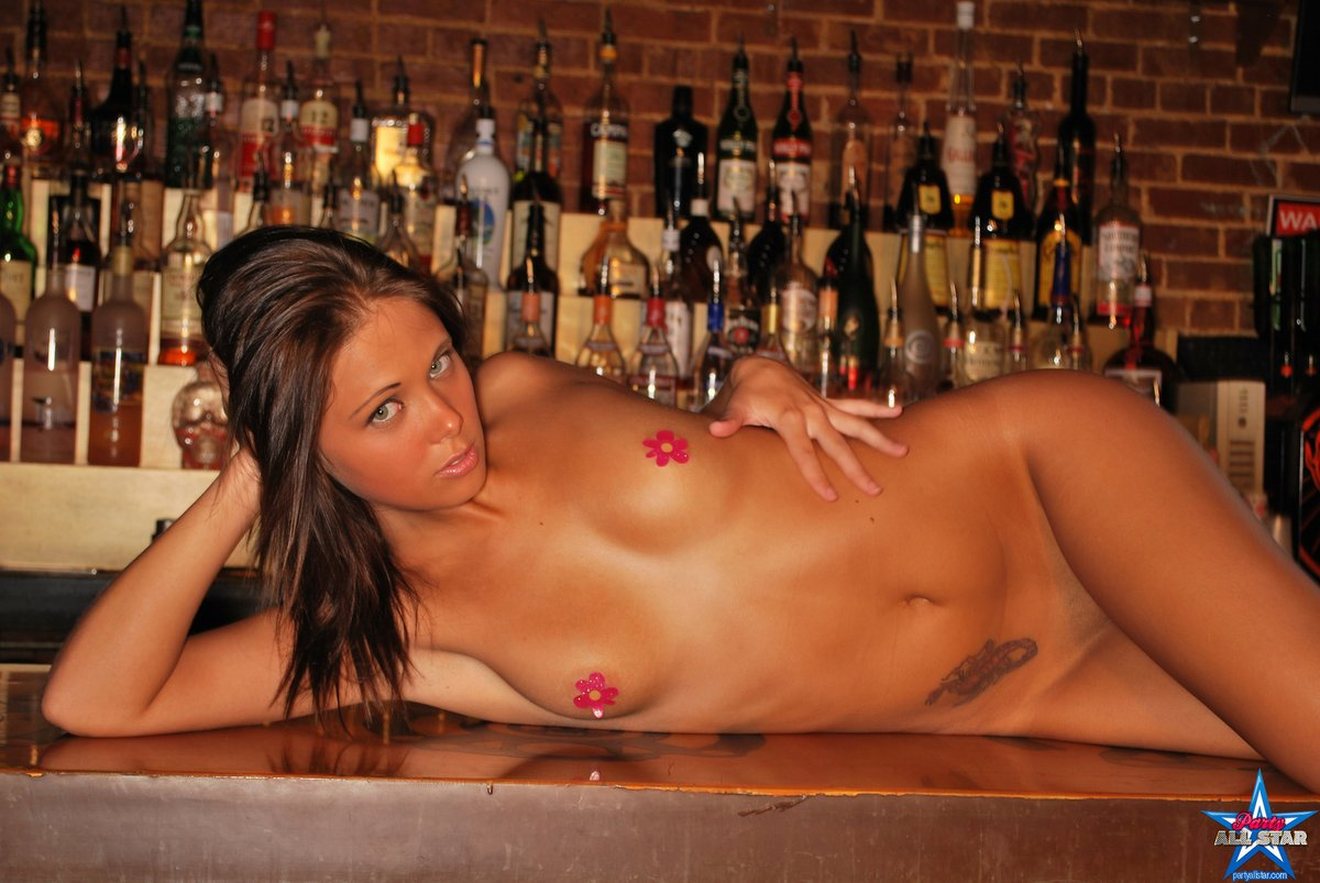 Ashlee Nova All Nude Dancing In The Kitchen